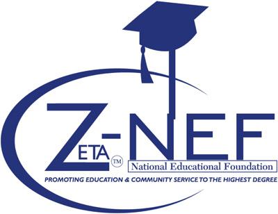 Zeta Phi Beta Logo